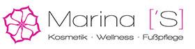Marina ['S] Kosmetik Studio Berlin – Kosmetik, Wellness und Fußpflege Logo